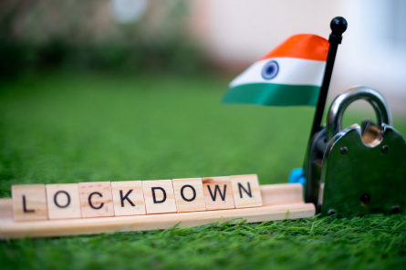 Indien im Lockdown (Foto: ThroughMyEyes, Adobe Stock)