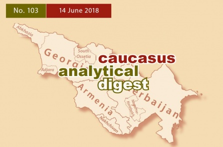 Caucasus Analytical Digest No. 103