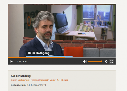 Prof. Dr. Heinz Rothgang im Interview