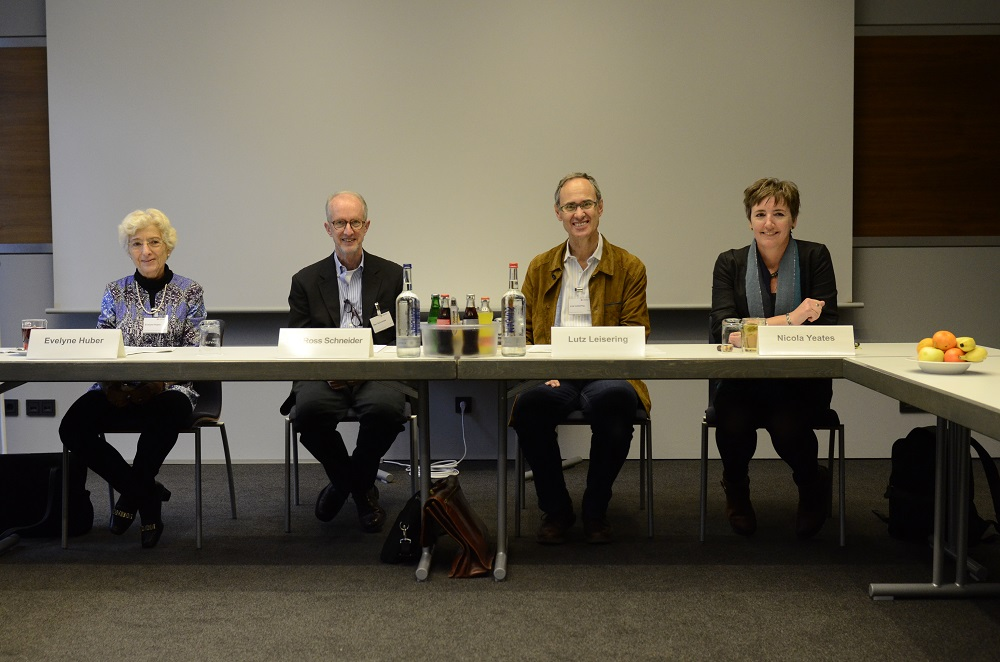 Treffen des Wissenschaftlichen Beirats im Oktober 2018